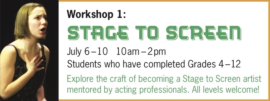 Summer 2020 - Workshop 1