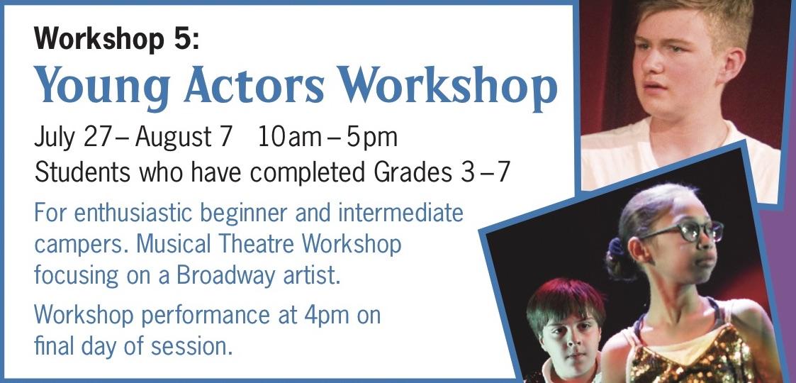 Summer 2020 - Workshop 5