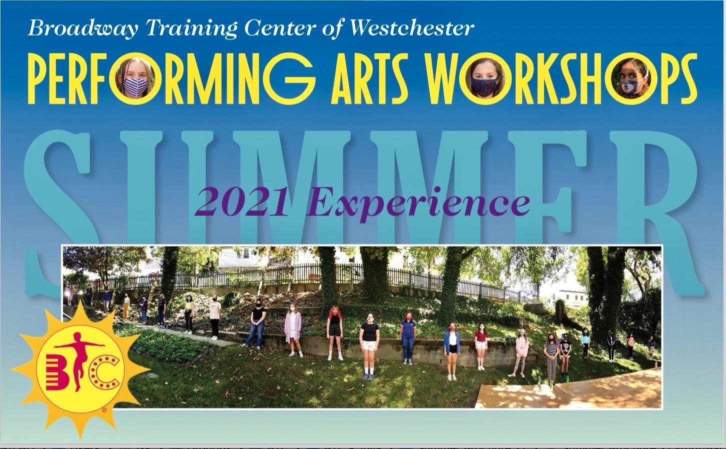 2021 Summer Workshops